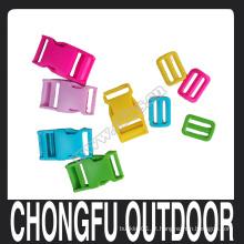 """New chegou 1 """"fivela plástica e tri-glide para o fornecedor de nanjing da trouxa"""