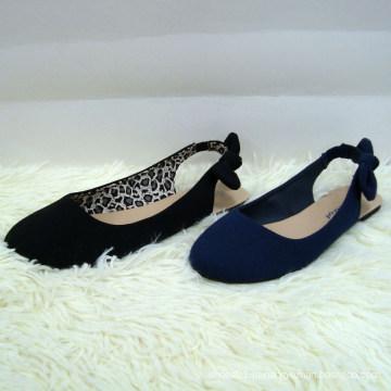 2014 estilo quente vendendo quente apontou sapatas lisas do dedo com dedicam a curva Sapatas finas nobres elegantes