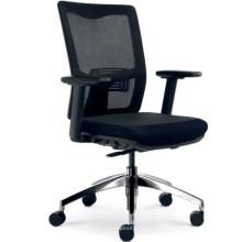 Chaise de bureau de commis de dossier de dos moyen (FOH-XD26C-2)