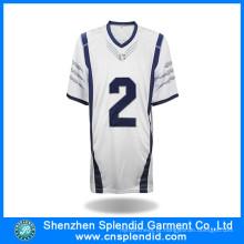 Fábrica da China baratos Casual Sports Wear Rugby Jersey para homens