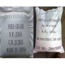 Water Treatment Chemicals Ferrous Sulfate