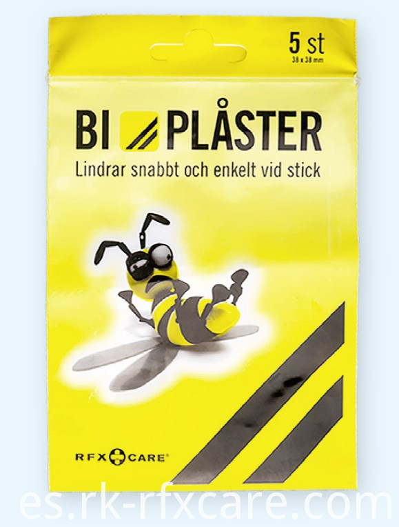 Bee Patches Plaster