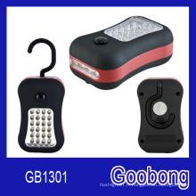 28 (24 + 4) Lumière de travail à levier magnétique LED