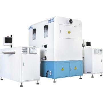 Máquina automática de llenado de la fibra del poliéster
