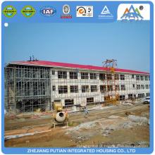 China produto aço estrutura modular pré-fabricado hotel