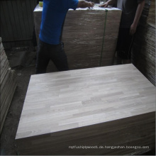 Esche Holz Arbeitsplatte für Möbel