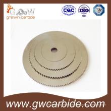 Hartmetall Sägeblatt mit hoher Qualität