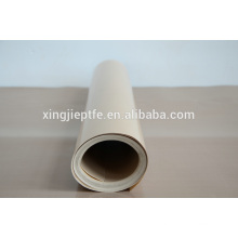 High silica silicone or ptfe coated fiberglass fabric from alibaba shop