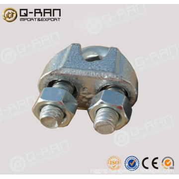 Malleable Wire Rope Clip/Rigging Q-RAN Factory Malleable Wire Rope Clip