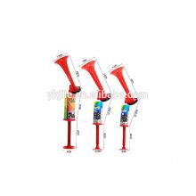 Pompe à main musicale promotionnelle décorative portative en gros Air Blaster Horn