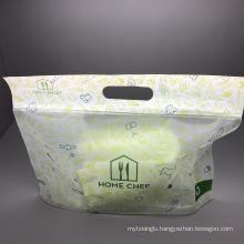 Food Grade Matte Knife Fork Tableware Dinnerware Package Bag for Restaurant Hotel