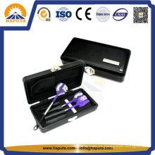 Nuevo diseño estilo deporte Dart juego caja de aluminio (HS-2006)