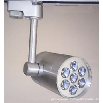 Lâmpada de trilho LED Iluminação de trilho moderna