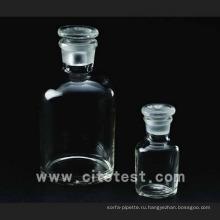Материал Стекла Узкие Реагент Рот Бутылки (4031-0030)