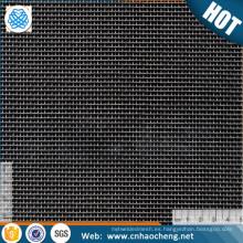 Pantalla de malla de alambre de metal de tungsteno de alta resistencia a la temperatura