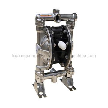 Luft-Betrieb Pumpe Luftbetriebene Metall-Edelstahl Pneumatische Membran-Pumpe Metall-Membran-Pumpe (Jmk-15)