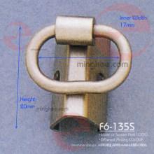 Clip de unión lateral y de borde para accesorios de fabricación de bolsas (F6-135S)