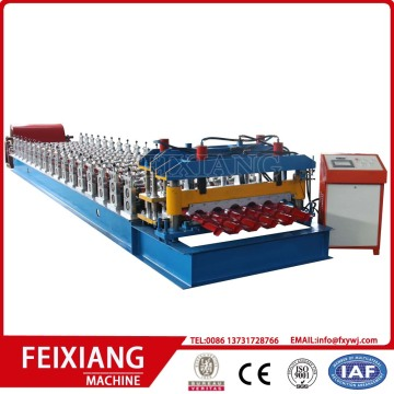 Roll Panel Roll Forming Machine untuk Roofing Machine