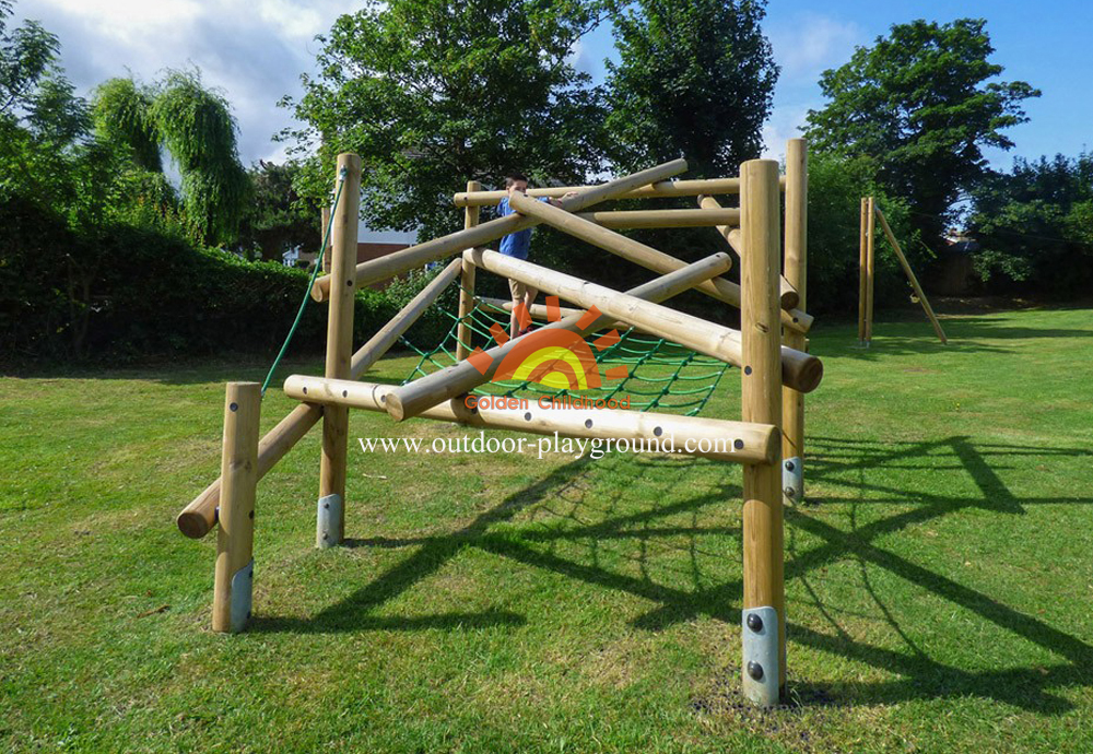outdoor climbing children's playground for sale