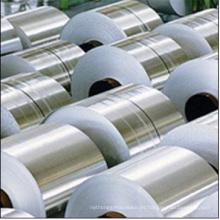 Bobinas de aluminio para estampado y extrusión