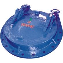 Válvula de fondo anti-inversión inversa a la humedad (GLH44XT-6)