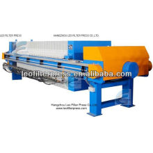 Fully Automatic Control Palm Oil Membrane Filter Press
