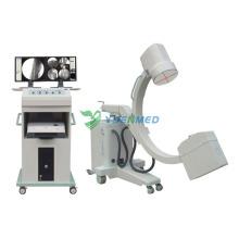 Sistema de rayos X digital móvil con brazo en C para hospitales médicos
