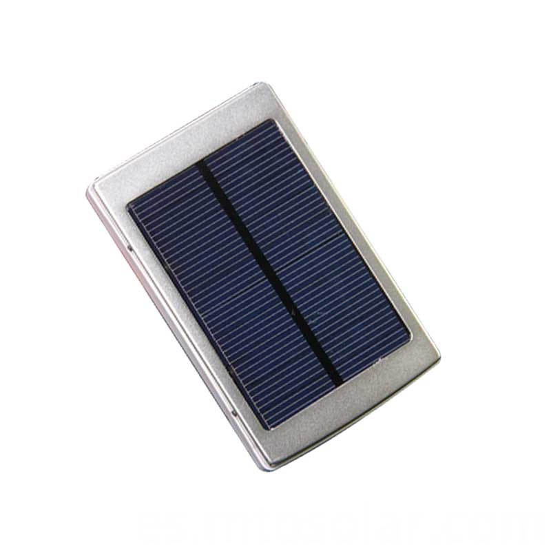 Solar Charger with Battery Outdoor Lights