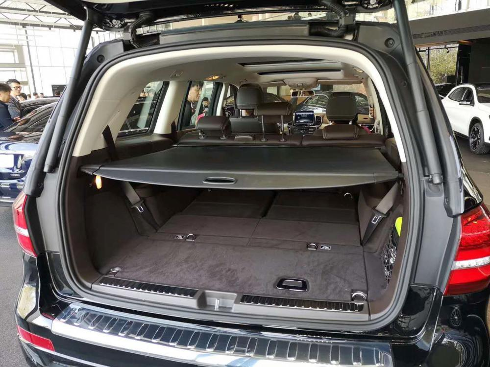 Mercedes Benz GLS Rear Cargo Cover