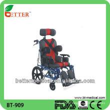 Cadeira de rodas reclinável