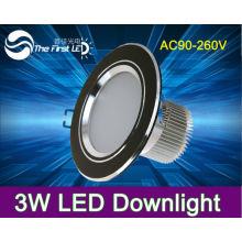 3W led downlight led edison incandescent light bulb