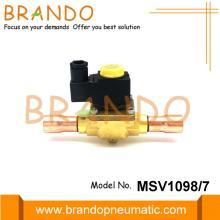 MSV-1098/7 Refrigerantes Fluorados de Controle de Válvula Solenóide
