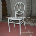 Chaise de location empilable en aluminium XYN2755
