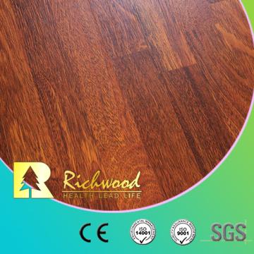Stratifié en bois stratifié en bois de stratifié d'érable de noix de l'E3 AC3 de 8.3mm