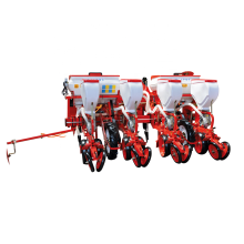 Hot sale 4 rows pneumatic precision seeder machine