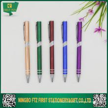 Aluminum Thin Promotional Pen Free