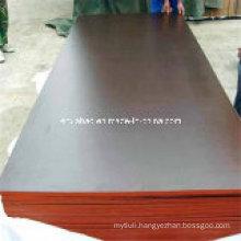 Concrete Shuttering Plywood Brown Film WBP Glue Poplar Core