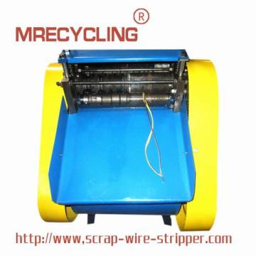 Scrap Wire Stripper Bahan Logam