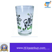 Decal Printing Cup Glass Cup Glassware Water Cup Kb-Hn0736