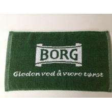 Small Yarn Dyed Bar Cotton Towel
