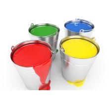 Oxyde de fer micronisé jaune 4110ym pour peinture et revêtement, plastique