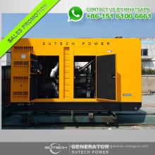 Guter Preis 500kW Dieselgenerator mit Shangchai SC27G755D2 Motor