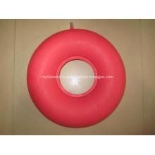 Медицинская резиновая воздушная подушка красный круглый