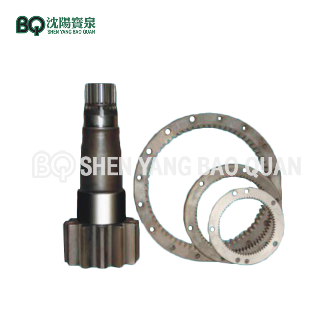 Drive Shaft And Inner Gear Ring