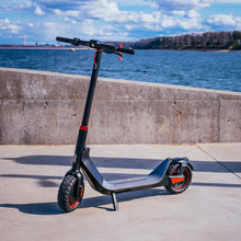 Nuevo patinete eléctrico plegable Fat Tire para viajes diarios