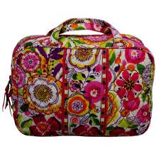Nuevo acolchado algodón bolso cosmético (YSCOSB00-130)