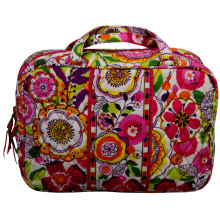 Newest Quilted Cotton Cosmetic Bag (YSCOSB00-130)