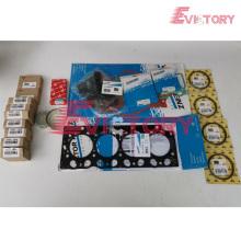 VOLVO engine parts D4E piston ring set