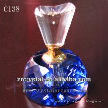 Garrafa De Perfume De Cristal Agradável C138