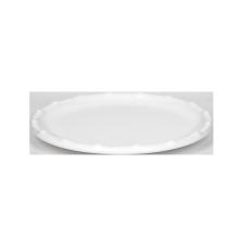 24085 Wholesale Custom Hot sale best quality melamine tableware White Plate Kitchen Plates for Restaurant